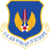 United States Air Forces, Europe