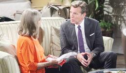 Jack asks Dina to stay