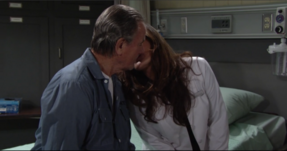 Meredith kiss
