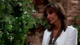 Jill Abbott at Katherine's anniversary