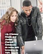 Jordan Lily web surb
