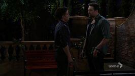 Harding confronts Kevin