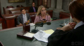 Abby in court