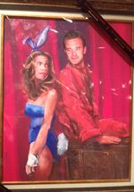 Villy PlayBoy Painting