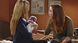 Baby Sully & big sister Mariah