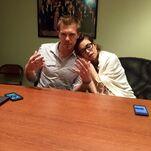 Amelia & Michael Tweet