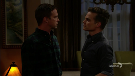 Kevin & Harris face off
