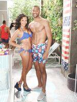 Hilary Jordan swimwear