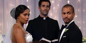 Hevon wedding shocker