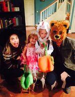 Katie Johnny Halloween 2016