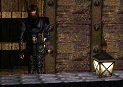 Thief bowman