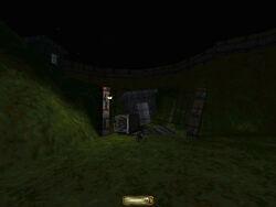 Bonehoard entrance