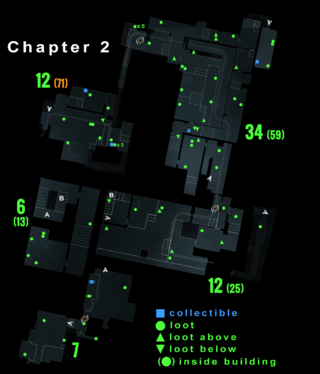 Chapter 2 Loot Map