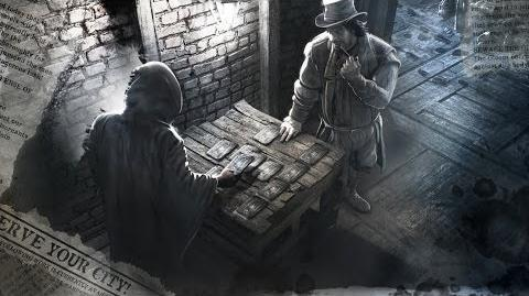 "Thief - Stories from The City - Part 1 - ""Basso's Gamble"""