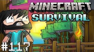 Minecraft Survival - Part 117 - Back To The Ocean Monument