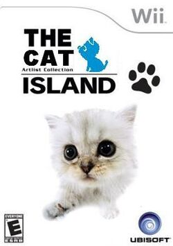 THE CAT Island cover
