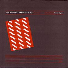 Red Frame White Light 7 single front
