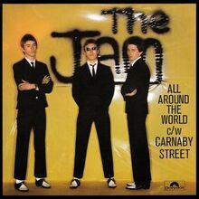 1977-07 Jam All Around the World