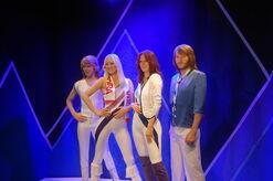 ABBA Museum figures