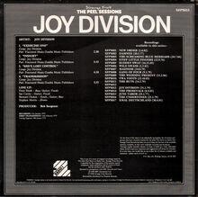 JD Session 1 EP back