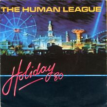 Holiday 80 gatefold 7in front