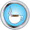 Badge - Caffeinated