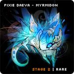 Pixiedaeva myrmidon