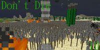 Don't Die Minecraft: 10