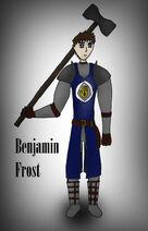 Benjamin Digital Art