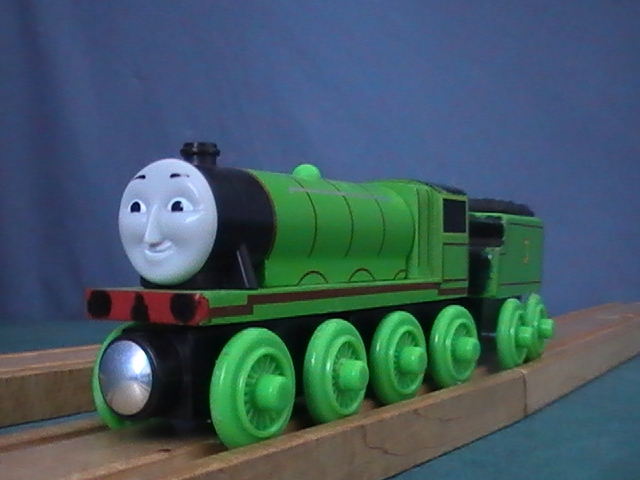 Henry Thomas And Friends Wooden Railway Crew Wiki