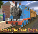 Thomas Takes The Express