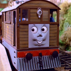 Toby in the first season