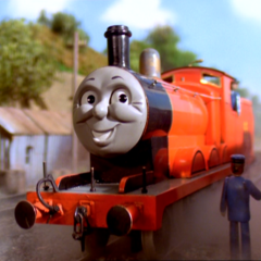 James in the fifth season