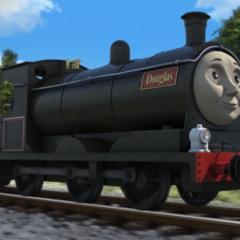 Douglas in the twentieth season