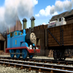 Thomas and Stanley in the sixteenth season