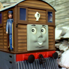Toby in the sixth season