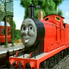 James in the seventh season