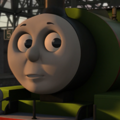 Percy in The Great Race