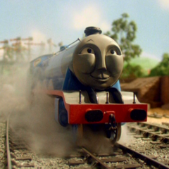 Gordon in the fourth season