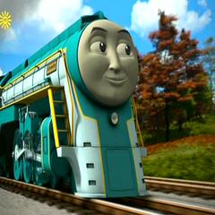 Connor in the seventeenth season