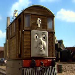 Toby in the tenth season