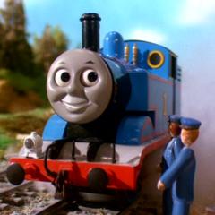 Thomas in the third season