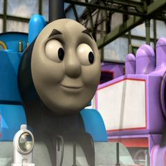 Thomas in the fifteenth season