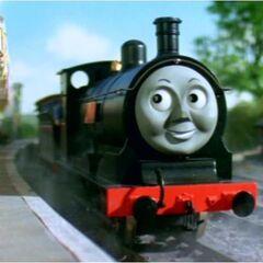 Donald in the sixth season