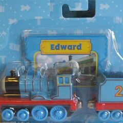 Edward in UK Take-Along packaging