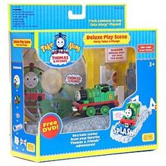 Percy takes the plunge DVD Pack