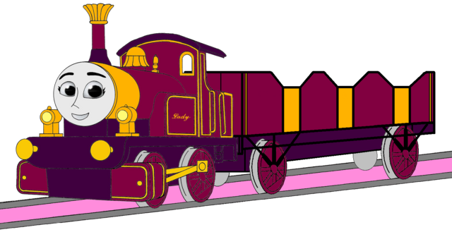 File:Lady with her Open-Topped Carriage (Mirrored).png
