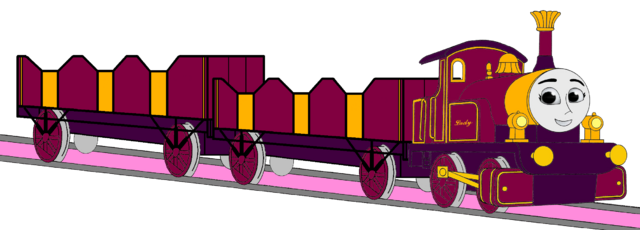 File:Lady with her Double Open-Topped Carriage.png