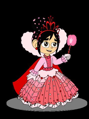 File:Princess Vanellope.png