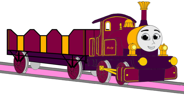File:Lady with her Open-Topped Carriage.png